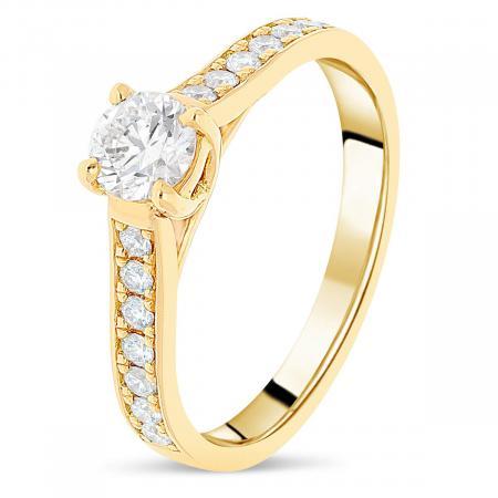 monture seule pour bague diamant